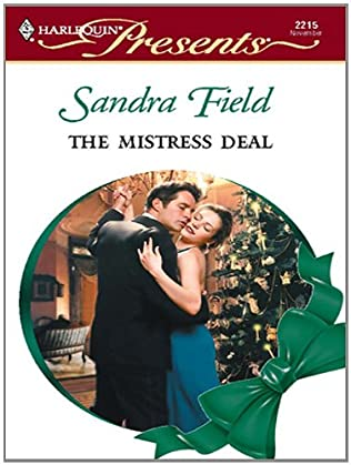 book cover of The Mistress Deal