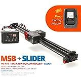 Konova K5 120 (47.2 Inch) Slider with MSB for Live Motion Video (Including Slider)