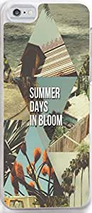 Case for Iphone,Dseason Iphone 5C Hard Case **NEW** High Quality Unique Design christian quotes summer days in bloom