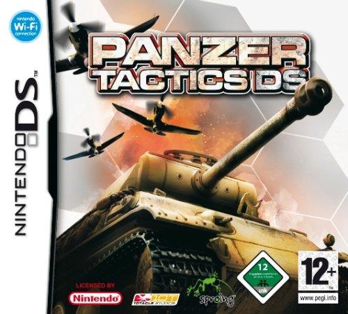 Panzer Tactics - Nintendo DS