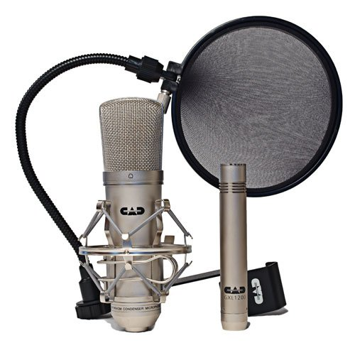 CAD GXL2200SP Studio Condenser Mic Recording Pack