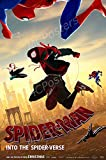 MCPosters - Marvel Spider-Man Into The Spider-Verse Glossy Finish Movie Poster - MCP615 (24' x 36' (61cm x 91.5cm))