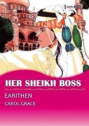 Her Sheikh Boss (Harlequin comics)