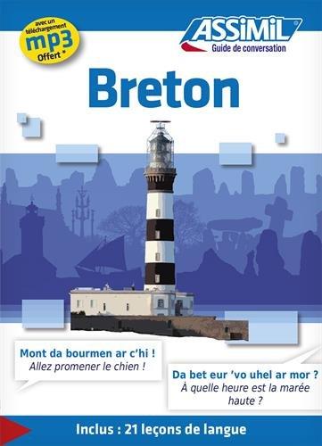 Assimil French: Guide de conversation Breton