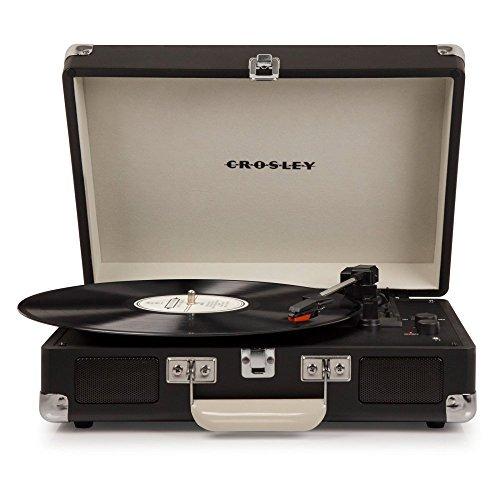 Crosley Cruiser Deluxe Suitcase Turntable