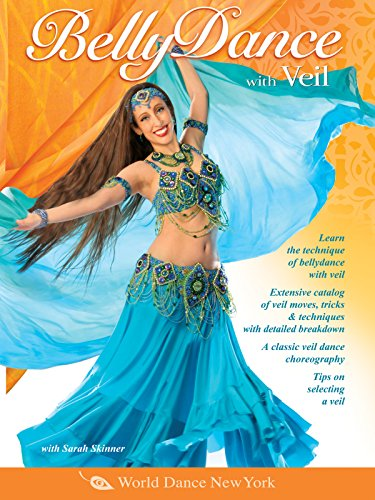 Bellydance with Veil by