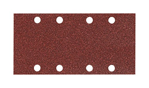 Makita P-35900 Pack 10 lijas perforadas con velcro 93x185 mm para BO3700-9036-BO3711 grano 150