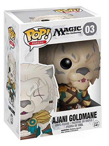 Funko Magic The Gathering - Figura con Cabeza movil Magic The Gathering 3