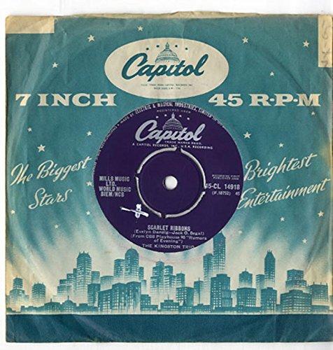 (Scarlet Ribbons, The Kingston Trio)