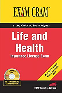 Life health exam flashcard study system life health test life and health insurance license exam cram fandeluxe Images