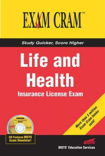 Life and Health Insurance License Exam Cram (Life Health)