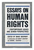 Essays on Human Rights, david sidorsky, 0827601077