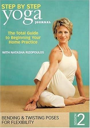 Amazon.com: Yoga Journals Beginning Yoga Step by Step ...