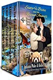 Santa Fe Brides and the Rescued Animals Books 7 - 10: 4 Book Box Set (Santa Fe Brides Volume 3)