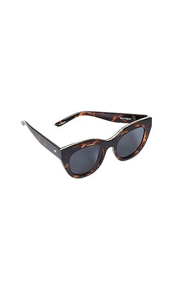 Le Specs Womens Air Heart Sunglasses