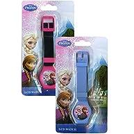 Disney Frozen Elsa and Anna Girls Digital Kids Watch - Assorted Styles