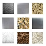 Tools & Hardware : Granite, Marble, Soapstone and Stainless Steel Peel and Stick Sample Swatch Color Selection by EzFaux Decor