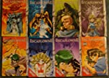 The Vision of Escaflowne Eight Volume Set, Volumes 1-8 (The Vision of Escaflowne)