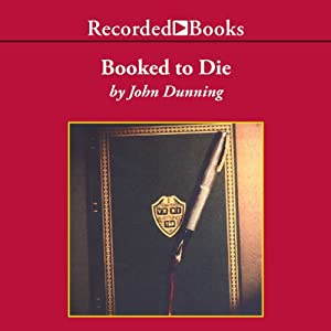 Booked to Die Audiobook