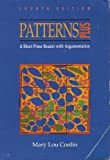 Patterns Plus : A Short Prose Reader with Argumentation, Conlin, Mary Lou, 0395597455