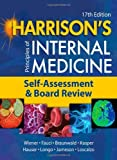 Harrison's Principles of Internal Medicine, Self-Assessment and Board Review 17th edition by Wiener, Charles; Fauci, Anthony; Braunwald, Eugene; Kasper, published by McGraw-Hill Professional Paperback
