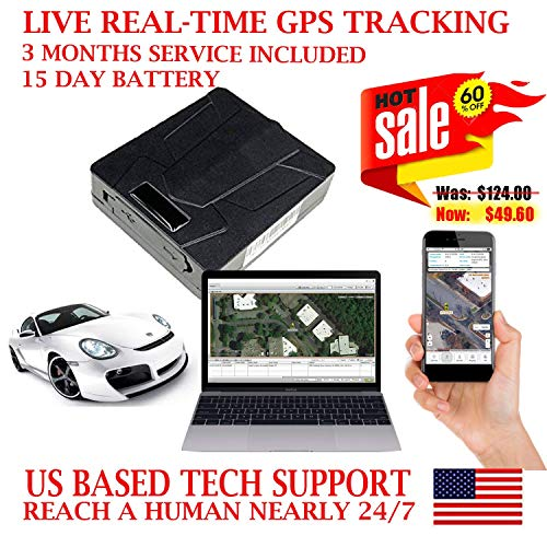 AES RGT905 GPS Tracker GPRS Mini Portable Vehicle Locating Tracking Device. PRE-Activated SIM Card with 3 Months Service Included!!! Works up to 15 Days on a Single Charge.