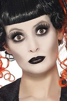 COOLMP – Juego de 12 – Kit de Maquillaje gótico para Adulto ...