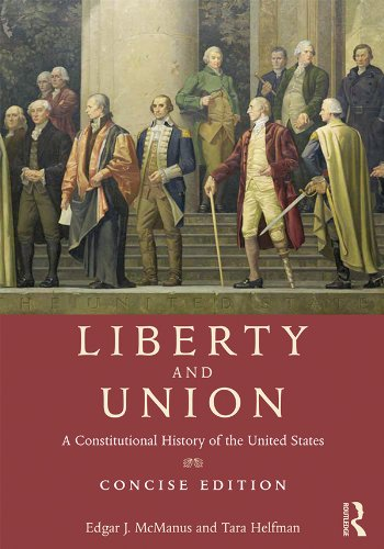 Download Liberty and Union: A Constitutional History of the United States, concise edition Pdf