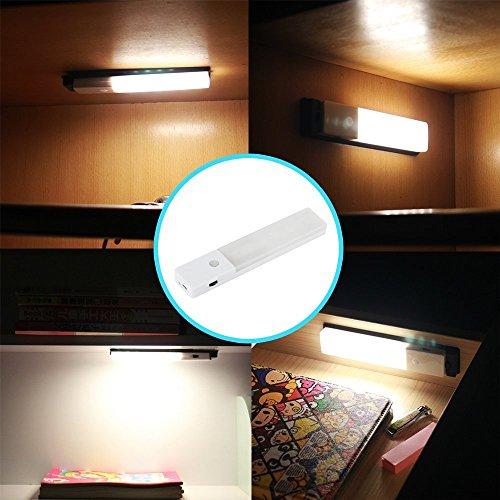 Motion Sensor Night Light,Sinvitron® Magnet LED Emergency