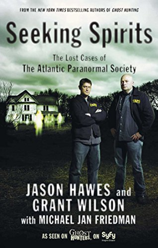 Seeking Spirits: The Lost Cases of The Atlantic Paranormal -