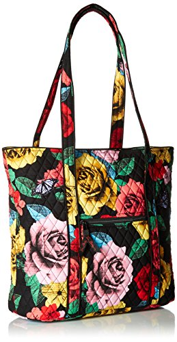 2faecd8eac48 Amazon.com  Vera Bradley Keep Charged Vera Tote - Bohemian Blooms  Beauty
