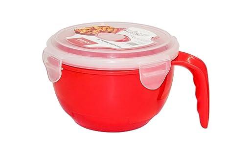 Recipiente para microondas de 710 ml o hervidor de pasta para ...
