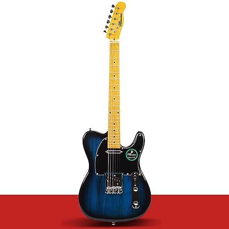 Miiliedy Minimalismo de nivel profesional Guitarra eléctrica ...