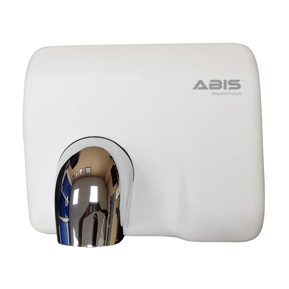 Hand Dryer - High Speed Automatic Electric Heavy Duty Stainless Steel Commercial Hand Dryer For High Traffic, Businesses, Schools, Colleges, Restaurants, Pubs, Night Clubs, Hotels, Warehouses, Public Areas, Airports, Bus Stations - ABIS Storm Bro Eco Plus