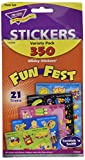 TREND Stinky Stickers Variety Pack, Mixed Shapes/Round, 350-Pack (T83906)