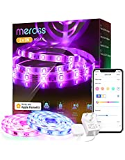 meross Smart Wi-Fi LED Bulb Light Bulb, Multiple Colors, RGB, 60W Equivalent, Compatible with Alexa, Google Assistant, SmartThings and IFTTT
