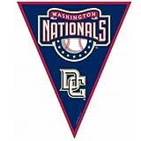 Washington Nationals Baseball - Pennant Banner Party Accessory