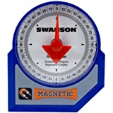 Swanson Tool AF006M Magnetic Angle Finder