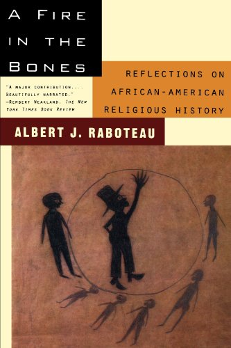 Books : A Fire in the Bones: Reflections on African-American Religious History
