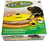 High Quality Cats Meow As Seen on Tv Interactive Battery Powered Cat Play Toy Mouse Toy