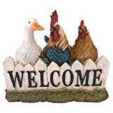 Design Toscano Barnyard Welcome Statue