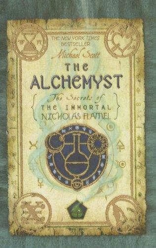 The Alchemyst (Secrets of the Immortal Nicholas Flamel (Pb))