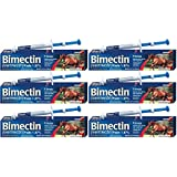 Bimectin Ivermectin Paste Horse Wormer (1.87 Ivermectin) - 6 DOSES, Model: , Home & Outdoor Store