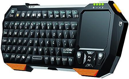 TenGO C01030191 - Teclado para Tablet con TouchPad Bluetooth 3.0 HD