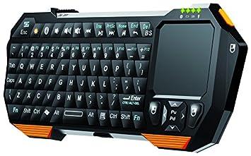 TenGO C01030191 - Teclado para tablet con TouchPad Bluetooth 3.0 HD: Amazon.es: Informática