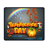 Thanksgiving Day Smooth Nice Personality Design Mobile Gaming Mouse Pad Work Mouse Pad Office Pad