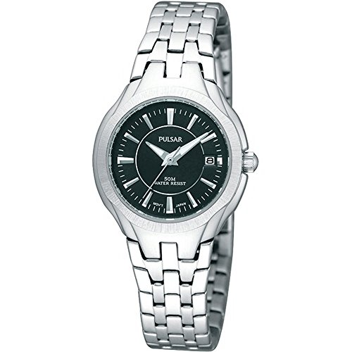 Pulsar by Seiko Three-Hand Stainless Steel Women's watch #PXT923