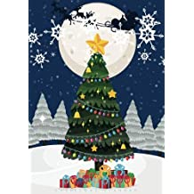 Christmas Planner: Holiday Planner Organizer, Shopping Lists, Budgets, Christmas Cards, Meal Planner and Grocery List