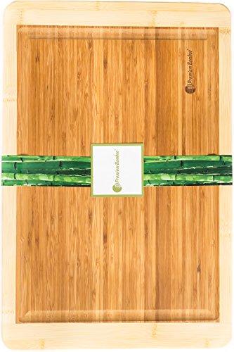 good grips bamboo cutting board - 5