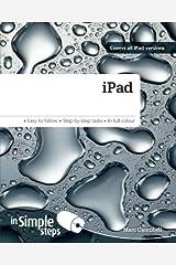 iPad in Simple Steps ePub eBook: Covers iOS 5.1 and 3G/4G iPad Kindle Edition